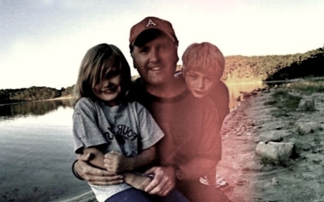 Author: Pete Favat - pete favat family-children father love pete favat